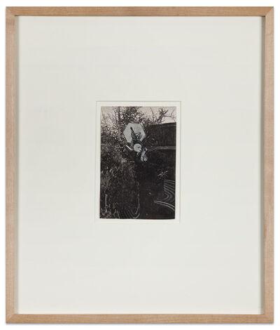 Bruce Conner, 'UNTITLED (OCTOBER 1, 1987)', 1987