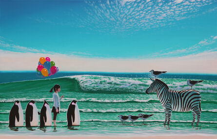 Chanju Kim, 'Coexistence', 2014