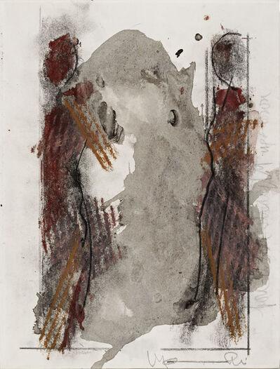 Manuel Neri, 'Acros de Geso Preparatory Drawing Study III', c. 1985
