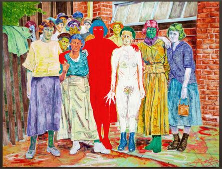 Farley Aguilar, 'Cotton Mill 1913', 2021