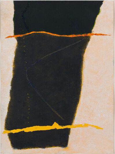 Theodoros Stamos, 'Infinity Fields, Lefkada Series #11', 1970