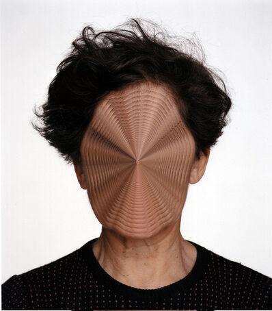 Esther Ferrer, 'Metamorfosis (Serie: El libro de las cabezas)', 2005