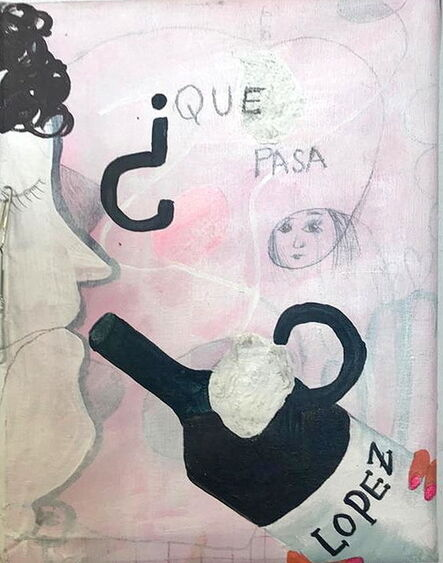 Fernanda Laguna, '¿Qué pasa? (What's up?)', 2001