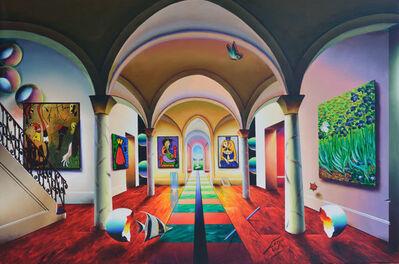 Ferjo, 'A Trip into a Surreal World'