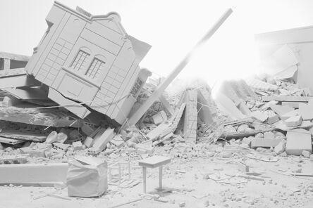 Ha Tae Bum, 'Earthquake Haiti', 2010