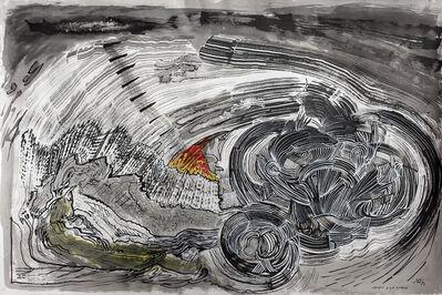 Luis Felipe Noe, 'Ataque a la ciudad', 2015