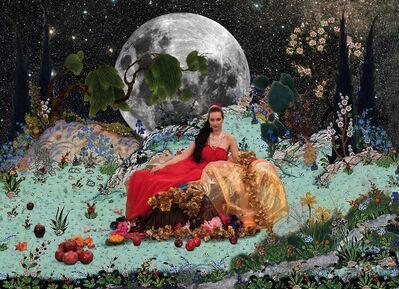Shoja Azari, 'Queen of Houries (The King of Black)'