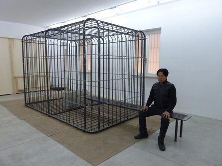 H.H. Lim, 'The Cage, the Bench and the Luggage', 2011-2017