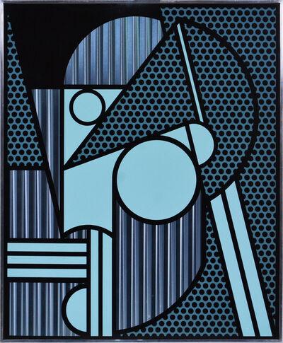 Roy Lichtenstein, 'Modern Head #4, from: Modern Head Series', 1970
