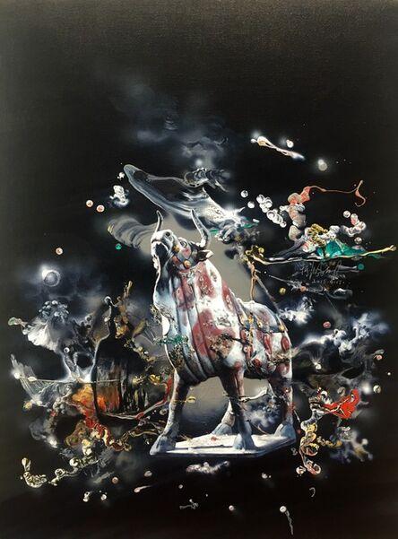 Zhong Biao 钟彪, 'Taurus', 2015