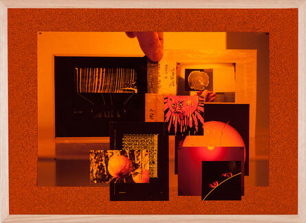 Nicholas Mangan, 'Ancient lights (Brilliant Errors)', 2015