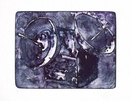 Tony Cragg, 'Receiver II (blau)', 2000-2010