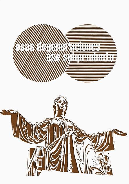 Hamlet Lavastida, 'Vida Profilactica (11)', 2014