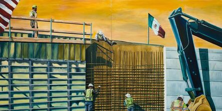 Augustine Chavez, 'The Wall ', 2016