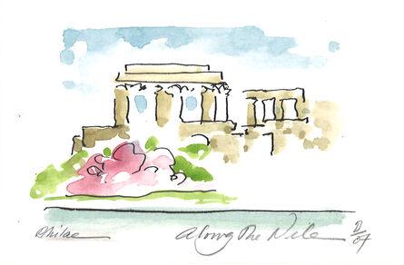 Joyce Rezendes, 'Along the Nile, Postcard 1', 2007