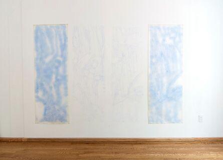 Rodolfo Díaz Cervantes, 'Procedimiento abstracto 1 y 2', 2014