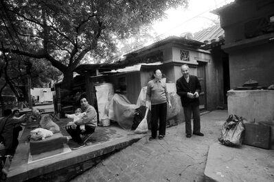 Li Jiangshu 李江树, 'Beijinggulouxi Street', 2005