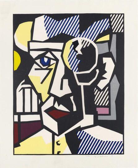 Roy Lichtenstein, 'Dr. Waldmann (C. 173)', 1980