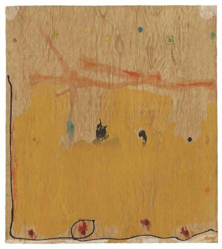 Helen Frankenthaler, 'Tales of Genji II, from Tales of Genji', 1998