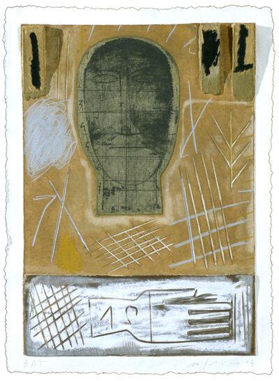 Mimmo Paladino, 'California Suite No. 11', 2004