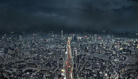 Santeri Tuori, 'Tokyo View #2', 2009