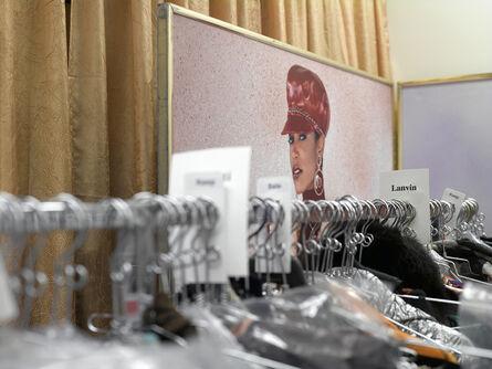 David Hartt, 'Ebony Fashion Fair Archive at The Johnson Publishing Company Headquarters, Chicago, Illinois I', 2011