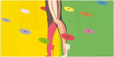 Allen Jones RA, 'Legs (Billboard Poster)', 1967-68