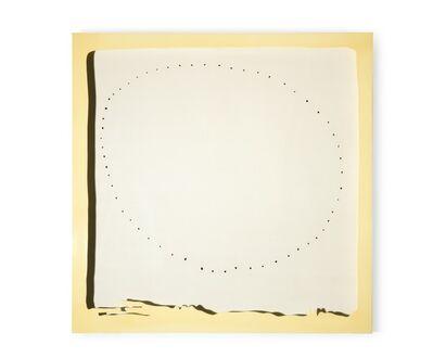 Lucio Fontana, 'Concetto spaziale (Teatrino)', 1965