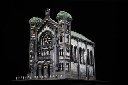 Al Farrow, 'Synagogue V', 2012
