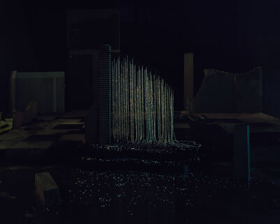 Chen Wei, 'Falls / 瀑布', 2017