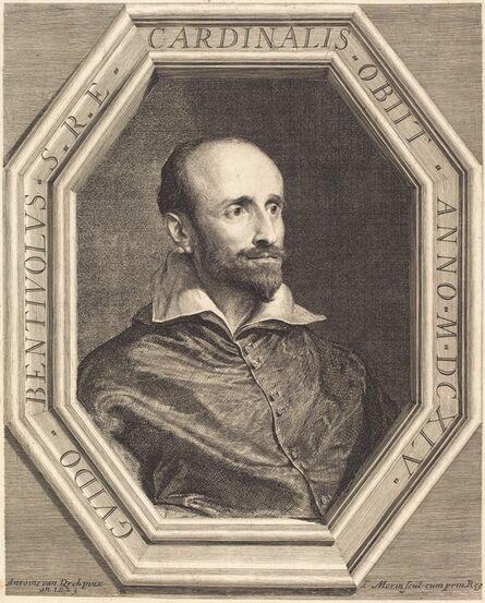 Jean Morin, 'Cardinal Guido Bentivoglio'