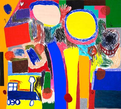Jannis Varelas, 'BoB and landscape, never say no', 2016