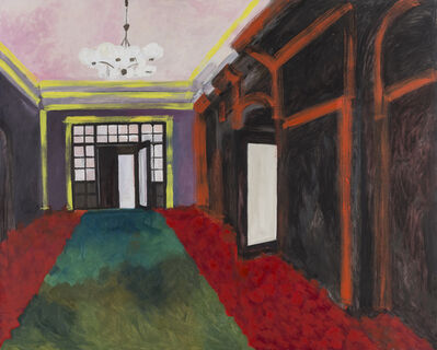 Zhao Gang 赵刚, '无名走廊Unknown Corridor', 2015