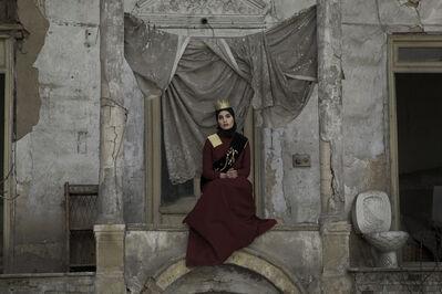 Tahmineh Monzavi, 'All About Me, Nicknamed Beauty Queen Maker I', 2014
