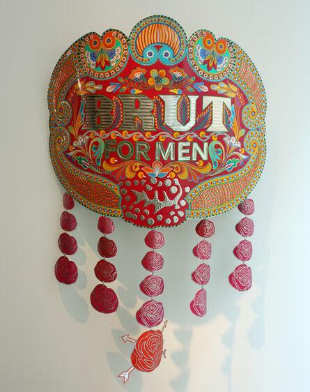 Abdullah  M. I. Syed, 'Brut for Men: Rose (English Version)', 2013