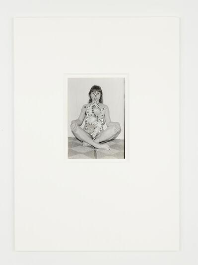 Annegret Soltau, 'Schwanger [Pregnant]', 1977
