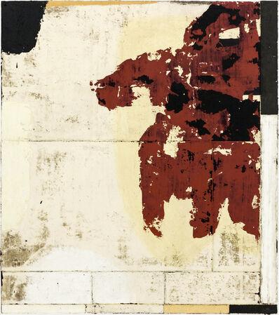 Luca Serra, 'Caucho, Jinete (Perspectiva 181)', 2017
