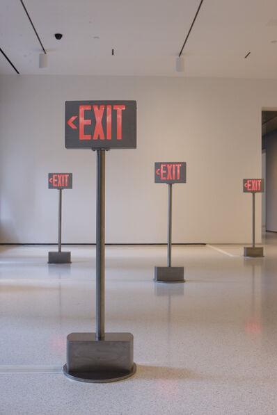 Rafael Lozano-Hemmer, 'Reference Flow', 2009