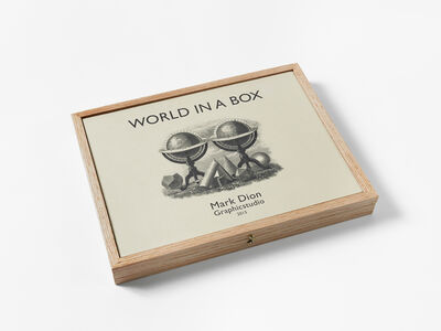 Mark Dion, 'World in a Box', 2015