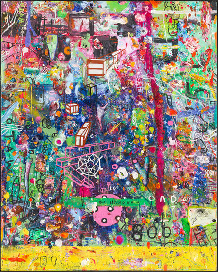 Christopher Knights, 'Transformers', 2018