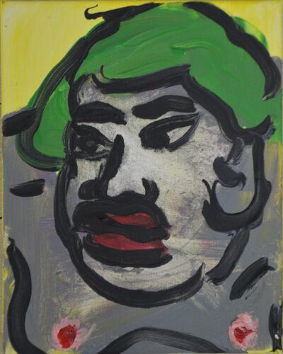 Jeffrey Spencer Hargrave, 'Green Sumo', 2018