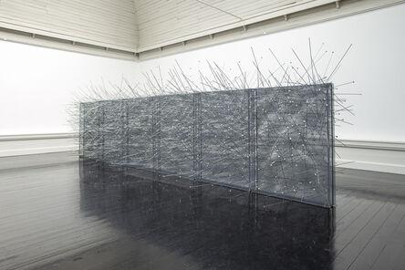 Marianne Hesselbjerg, 'The Needle Hedge', 1985