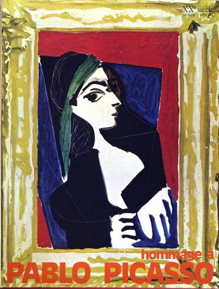 Pablo Picasso, 'Hommage a Pablo Picasso', 1971