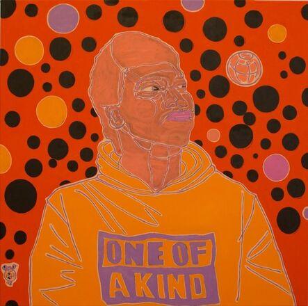 Eva Bur am Orde, 'One of  a Kind - Oumar II', 2018