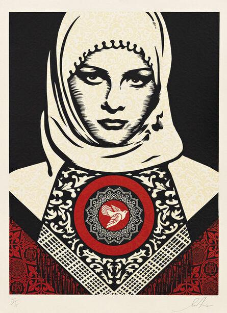 Shepard Fairey, 'Arab Woman', 2012