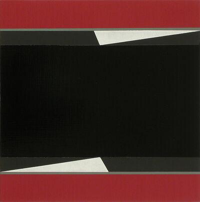 Don Voisine, 'Red Cell', 2011