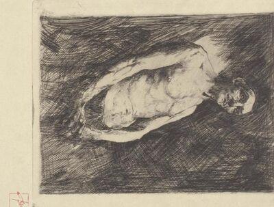 Robert Frederick Blum, 'Figure of A Man', 1980-1990