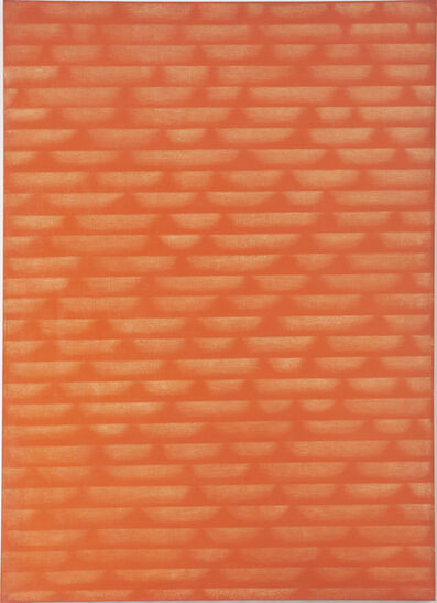 Choi Myoung Young, 'Sign of Equality 75-52', 1975