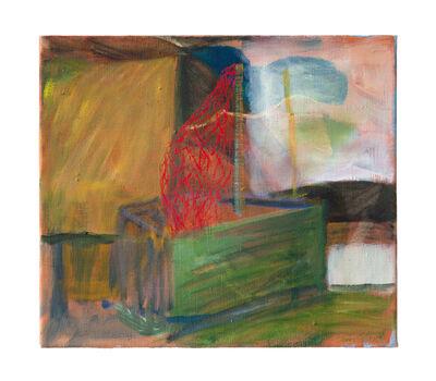 Milli Jannides, 'Boat verse', 2015