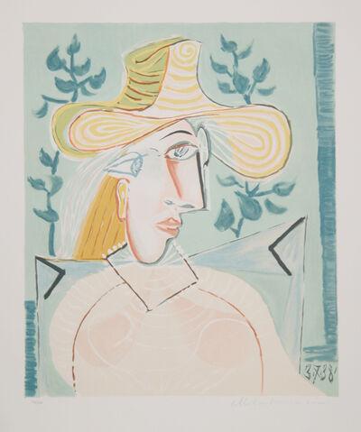 Pablo Picasso, 'Femme a la Collerette, 1937', 1979-1982